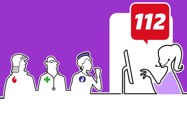 Les centres d'appels urgents 112 et 101 cherchent des opérateurs
