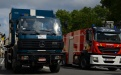 Container de soutien Protection civile