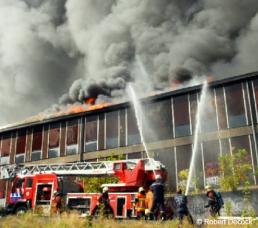 Incendie Beringen